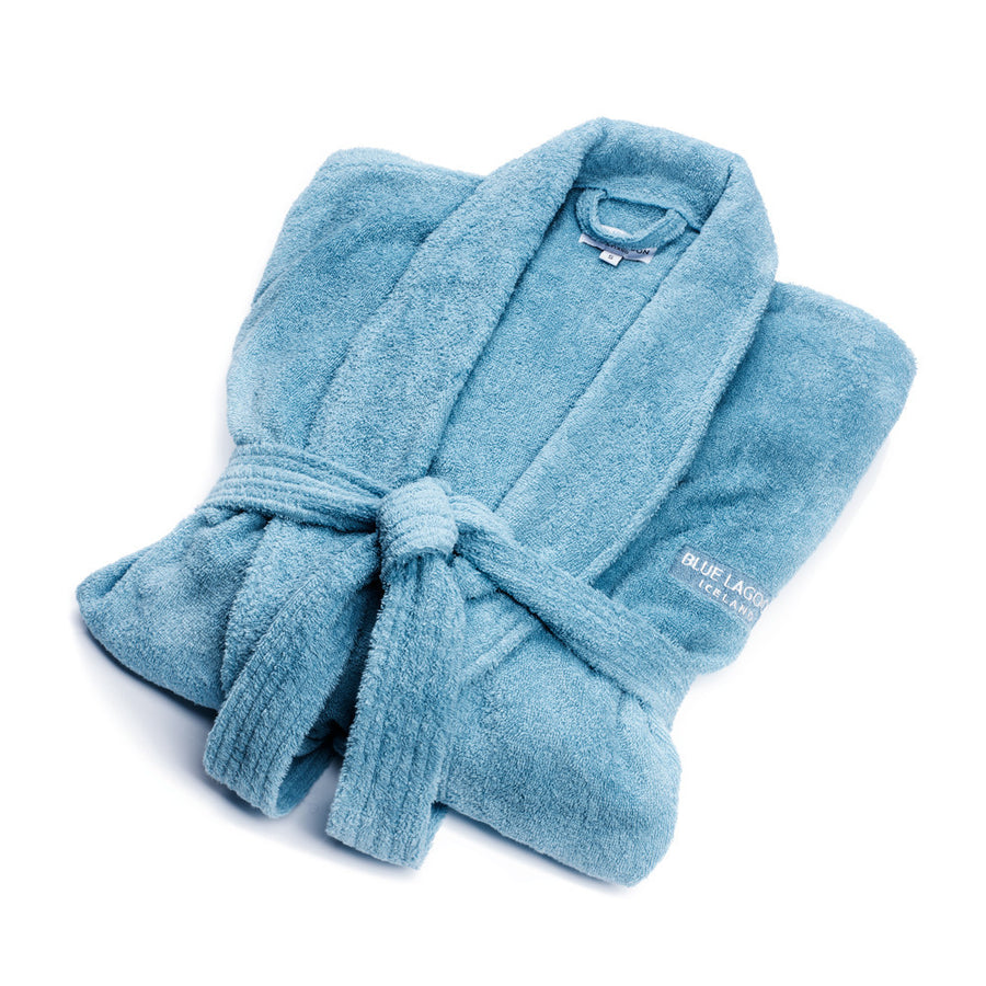 Blue Lagoon Bathrobe