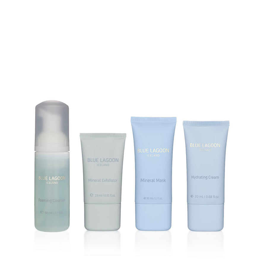 Blue Lagoon Hydrating Essentials Light