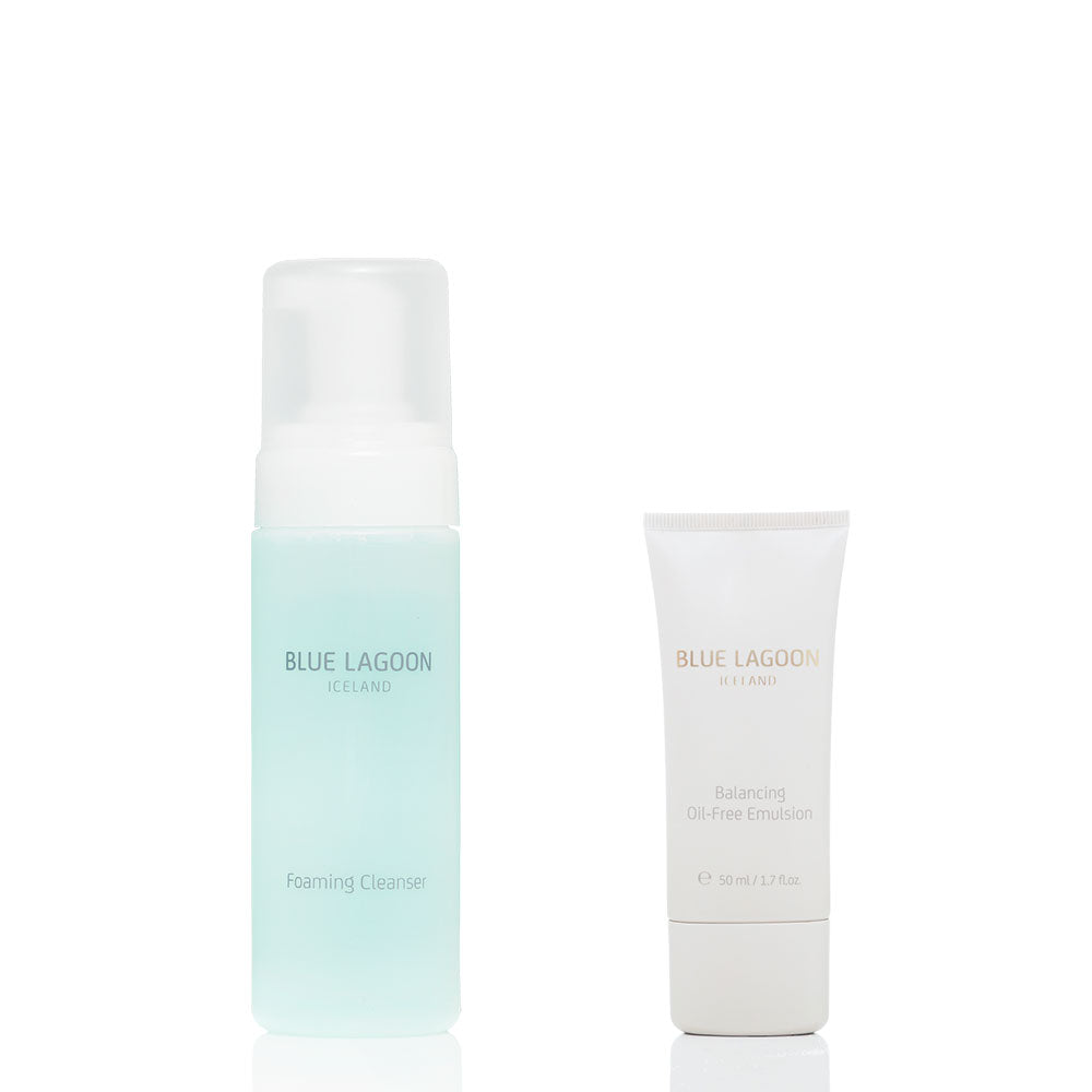 Blue Lagoon Oily Skin Essentials