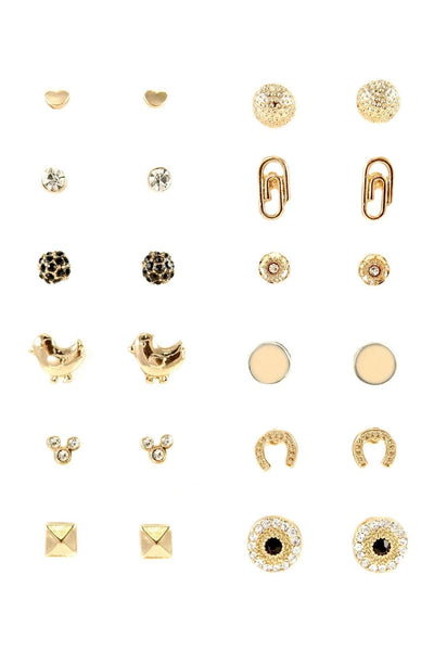 Studs Set - Available at Celizzione.com
