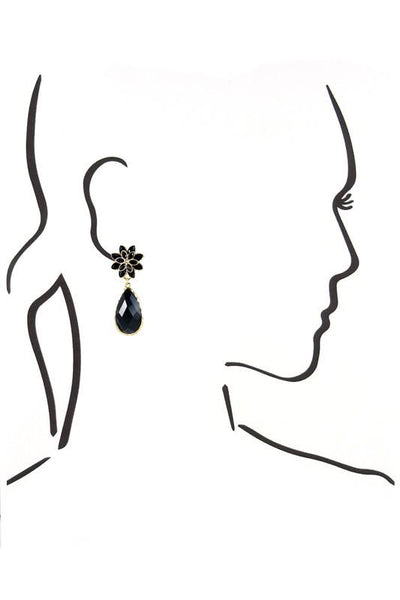 Pineapple 'Everything' Earrings! - Available at Celizzione.com