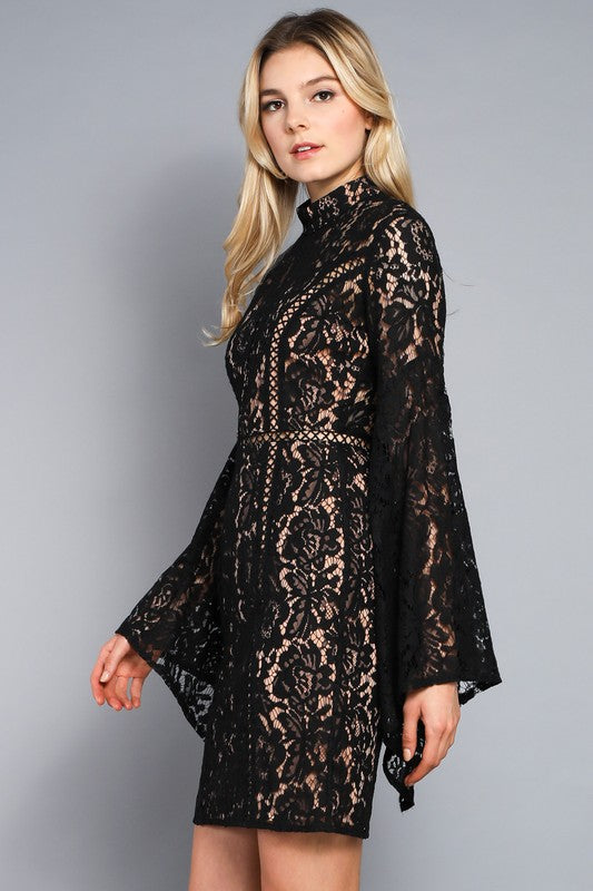 Liza Lace Dress - Available at Celizzione.com