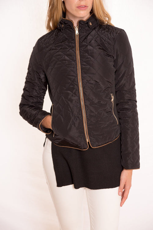 Long Sleeve Zip Jacket - Available at Celizzione.com