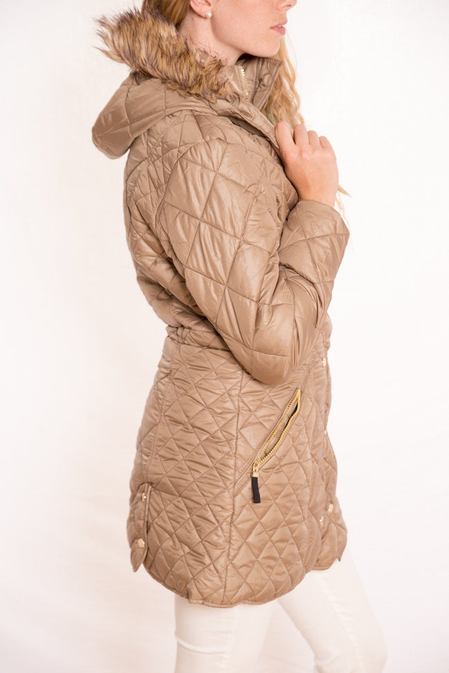 Winter Puffer Thermic Jacket - Available at Celizzione.com