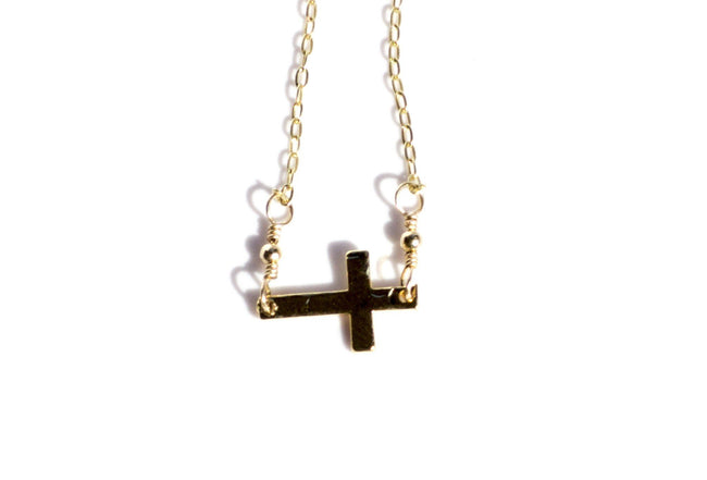 Cross Pendant - Available at Celizzione.com