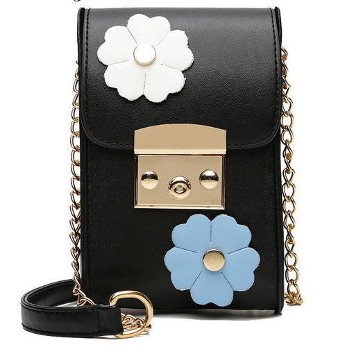INA Flower Cross-Body Bag - Available at Celizzione.com
