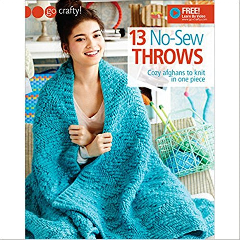 13 No-Sew Throws