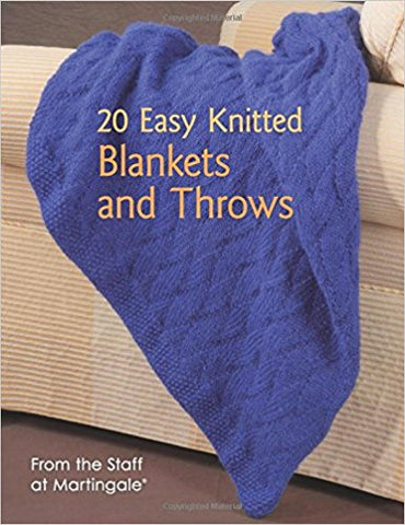 20 easy Blankets and Throws