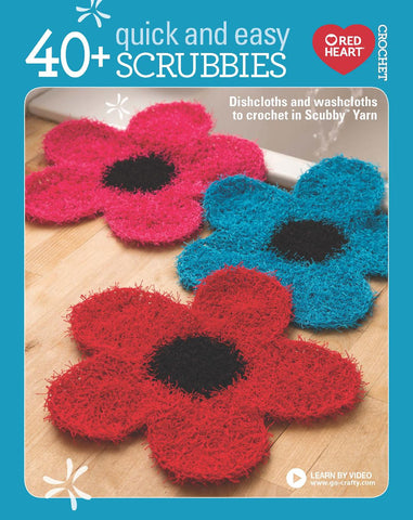 40+ Quick & Easy Scrubbies