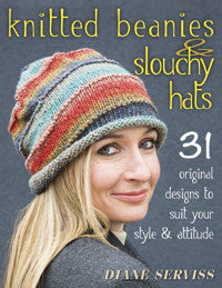 Knitted Beanies and Slouchy Hats