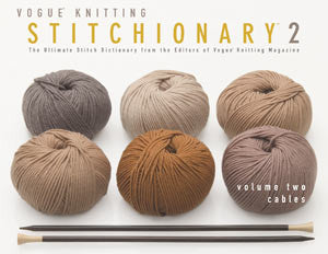 Vogue Knitting Stitchionary 2