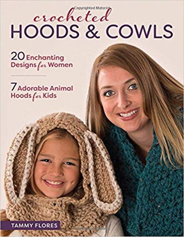 Crocheted Hoods and Cowls
