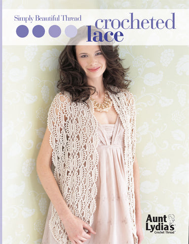 Simply Beautiful Thread Lace Crochet