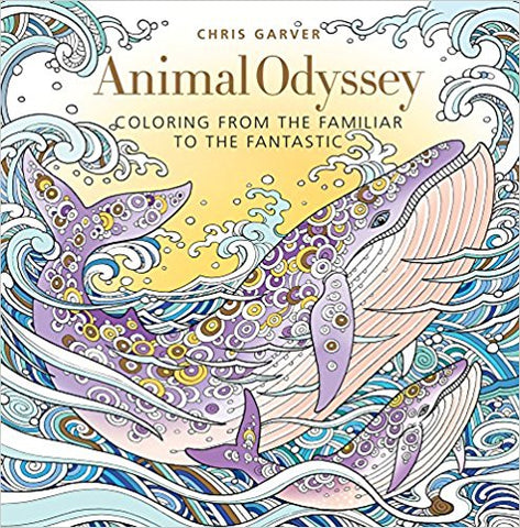 animal odyssey coloring book - Wholesale Coloring Books 2