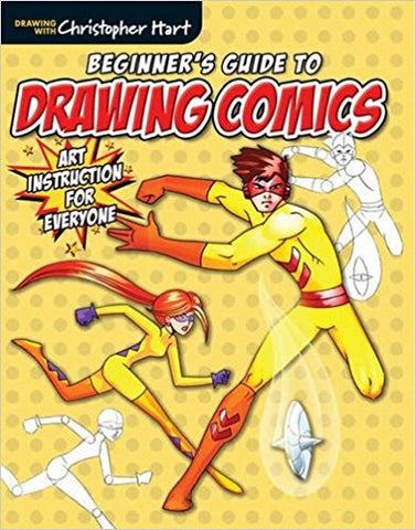 The Beginners Guide to Drawing Comics