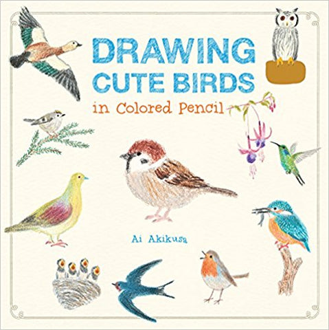 Drawing Cute Birds