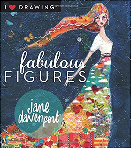 I Heart Drawing Fabulous Figures (Releasing in May)