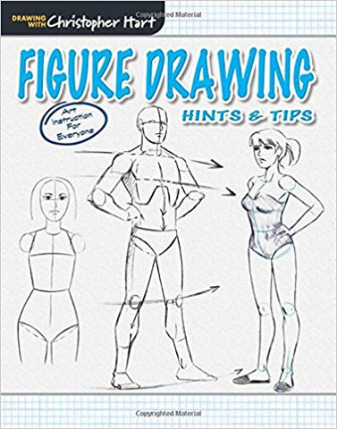 Figure Drawing Hits & Tips
