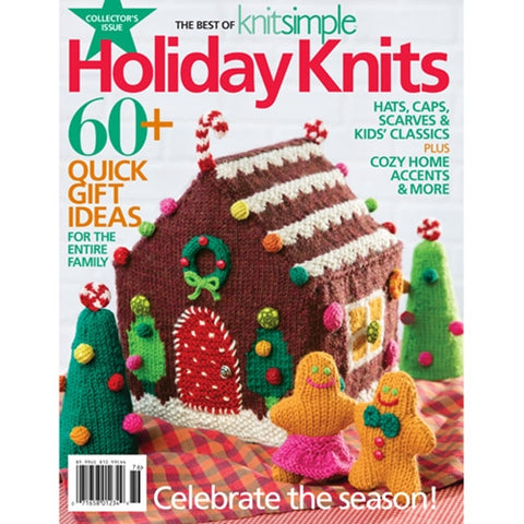 Holiday Knits Magazine