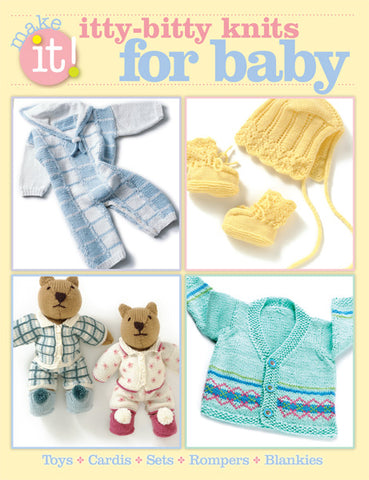 Itty Bitty Knits for Baby