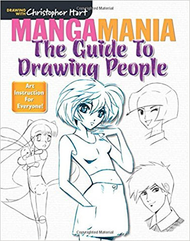 Manga Mania the Guide to Drawing People