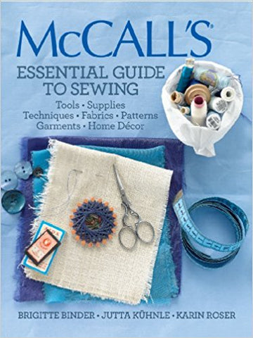 McCalls Essential Guide to Sewing