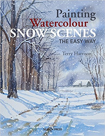 Painting Watercolor Snow Scenes