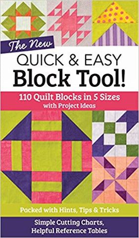 New Quick and Easy Block Tool