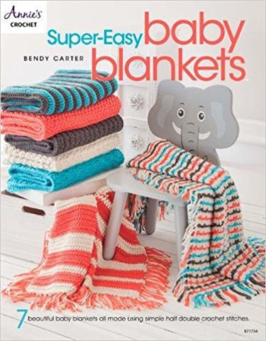 Super Easy Baby Blankets