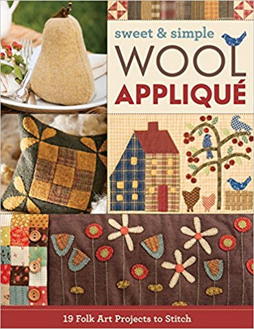 Sweet & Simple Wool Applique