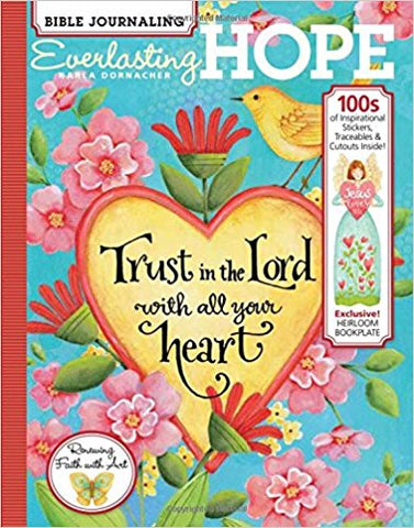 Bible Journaling - Trust in the Lord with all Your Heart
