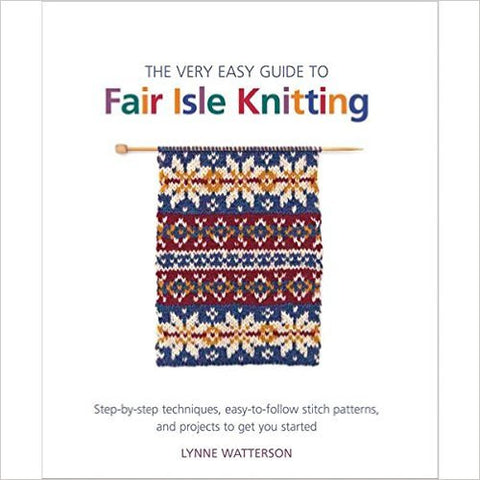 Very Easy Guide to Fair Isle Knits