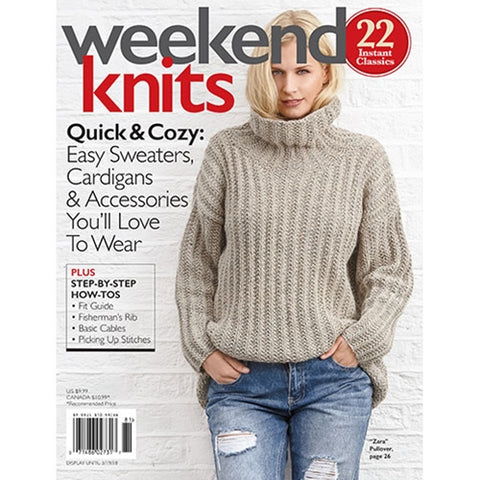 Weekend Knits Magazine