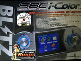 Blitz SBC I-color Spec Metal Silver Multi Function Boost Controller Full Colour