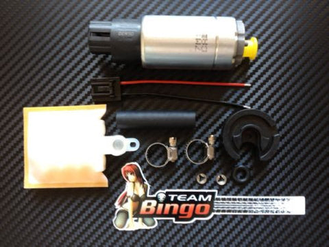 Evo 10, 9, 7 & 5 Fuel Pump 265Lph Genuine Denso Drop In Performance Fuel Pump Upgrade
