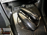 Lamborghini Gallardo Carbon Fibre Paddle Shifter Extensions 2004-2014