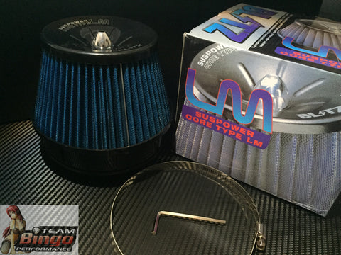 BLITZ LM Suspower POD filter Perfomance Air filter