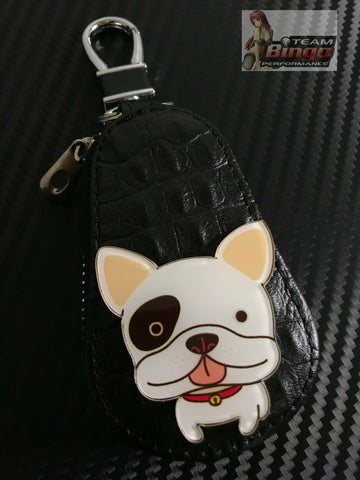 French Bulldog ( Frenchie ) Key / Remote Cases Key Chain Key Ring
