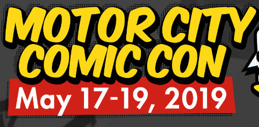 Action Figure - Motor City Comic Con