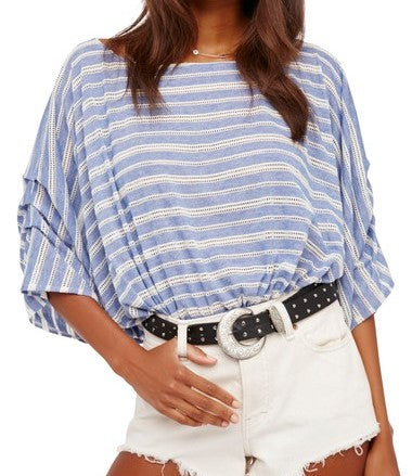 Free People Azelea Eyelet Top