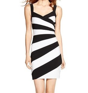 cd54190ad19 WHITE HOUSE BLACK MARKET COLORBLOCK INSTANTLY SLIMMING DRESS – My Designer  Warehouse