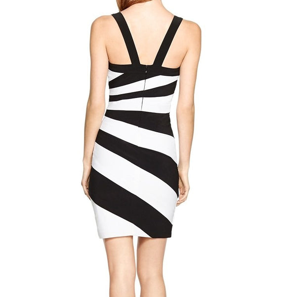 773d65e6fd3 WHITE HOUSE BLACK MARKET COLORBLOCK INSTANTLY SLIMMING DRESS – My ...