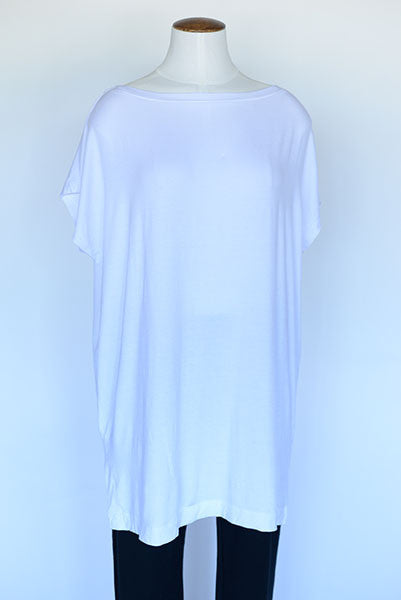 Lord & Taylor Basic Tunic - White