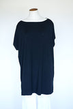 Lord & Taylor Basic Tunic - Black