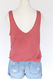 Free People We The Free Double Bubble Tank MORE COLORS AVAILABLE