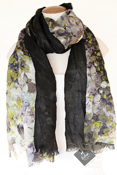 Echo Reversible Sheer Scarf