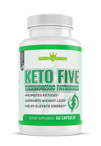 Keto-5 Ketosis Activator - Extreme Fat Burner - Supports Healthy Weight Loss & Mental Focus