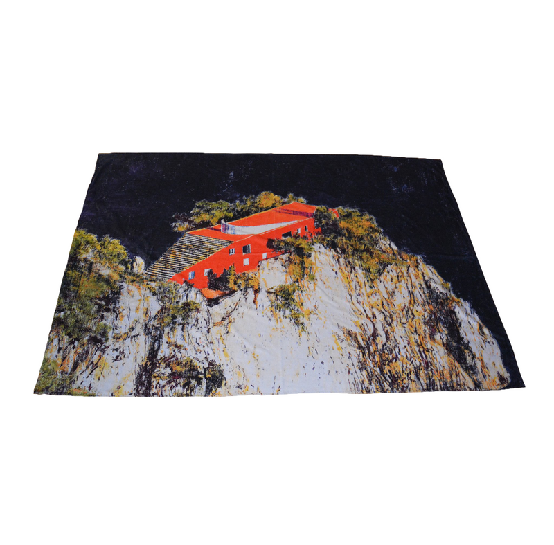 Casa Malaparte Beach Blanket
