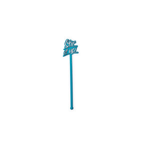 Baron Von Fancy Blue Swizzle Sticks Stir It Up Prospect NY