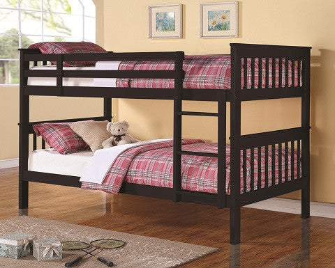 Bunk Bed  Twin Over Twin Coaster 460234